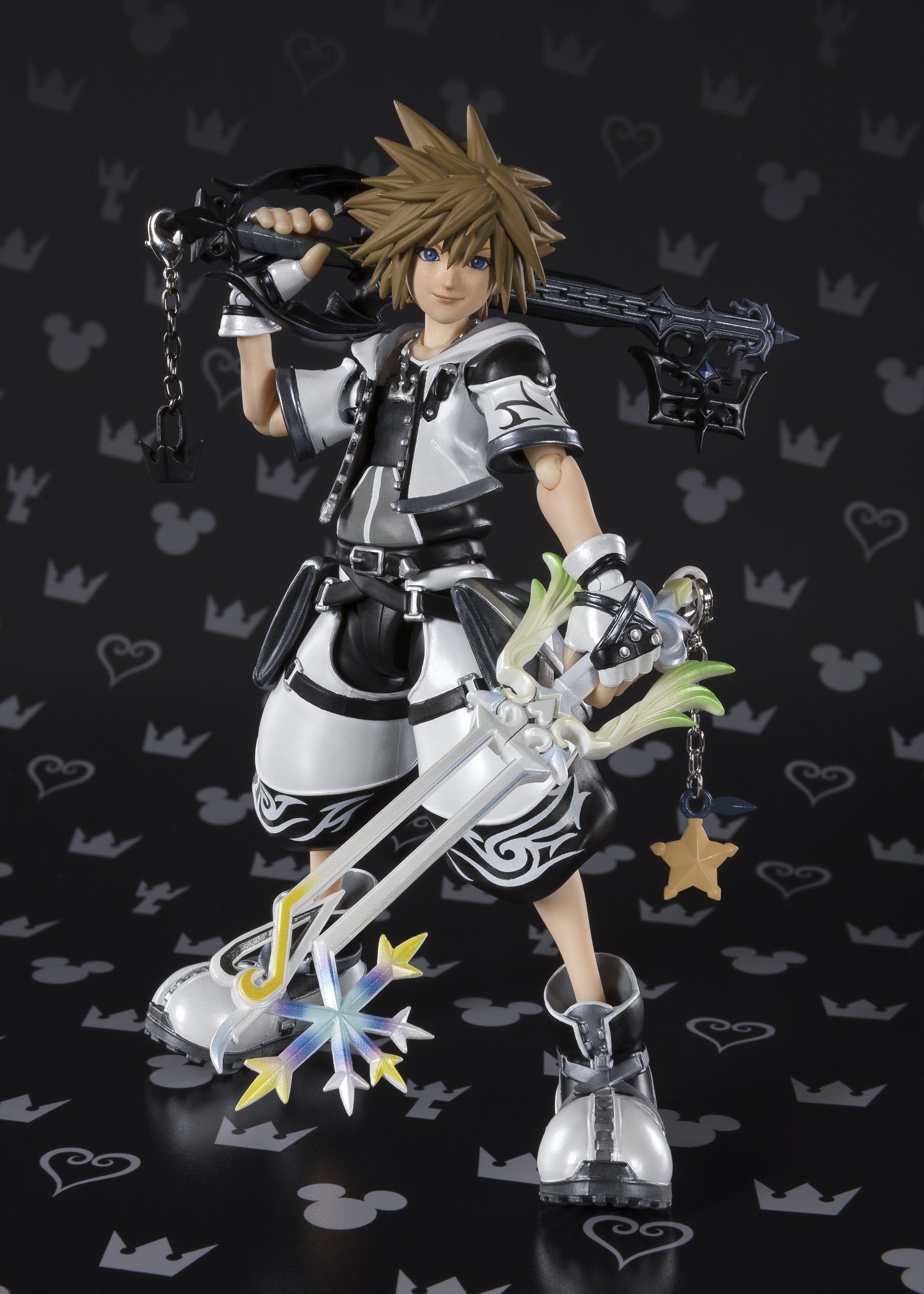 S.H.Figuarts Kingdom Hearts II - Sora (Final Form) - Click Image to Close